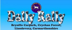 Dally Rally logo