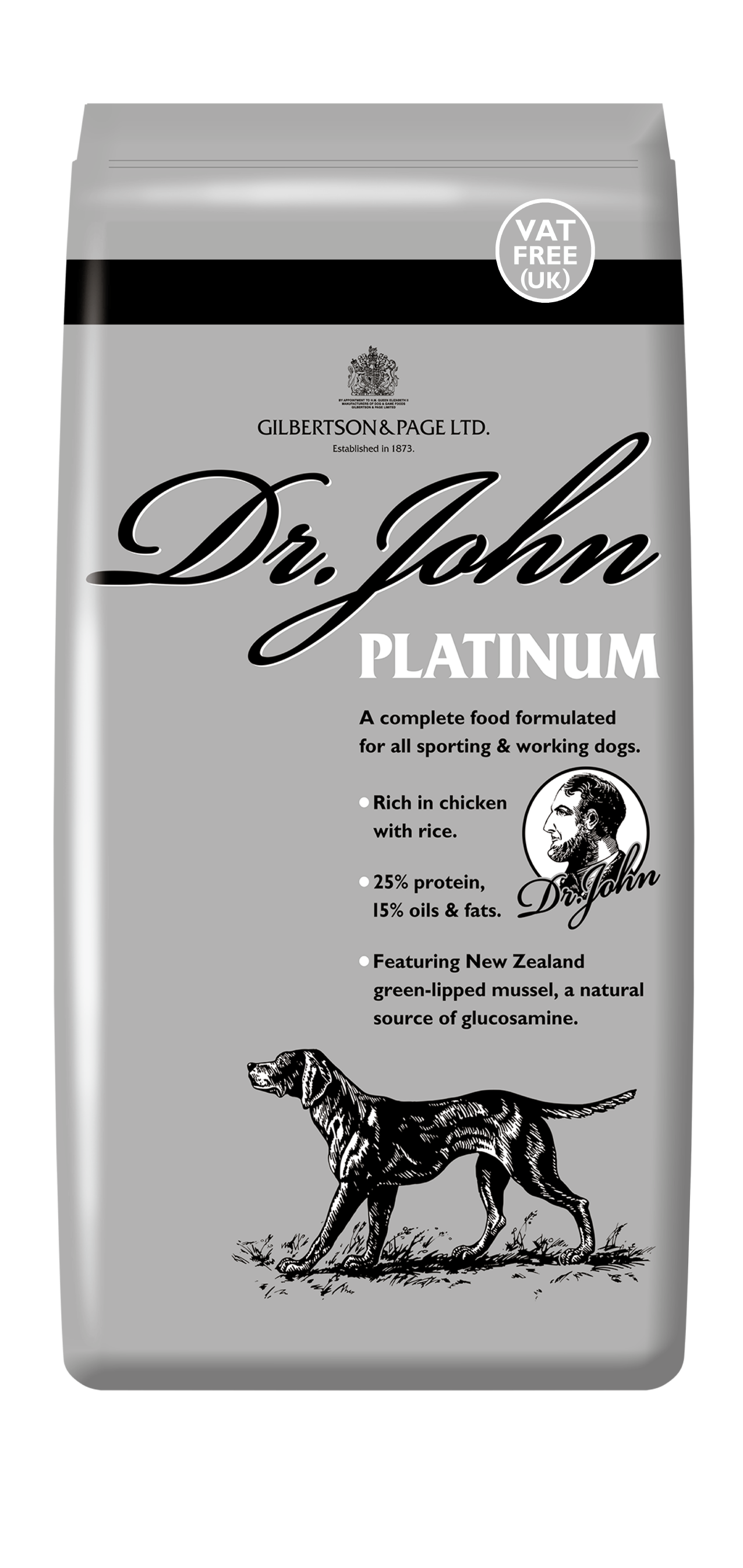 Dr John Platinum Dog Food