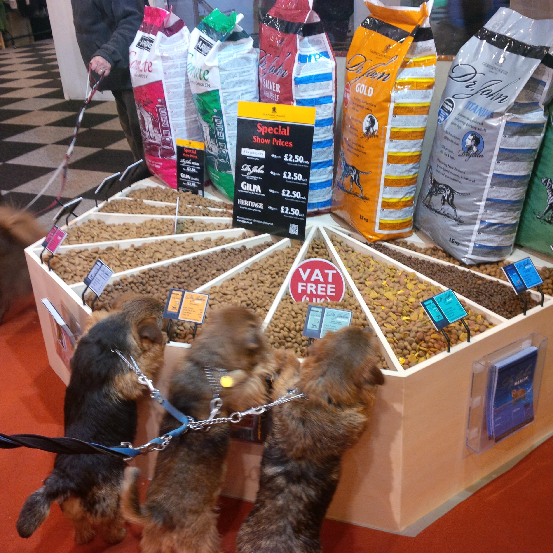 Kennel Mix Dog Food