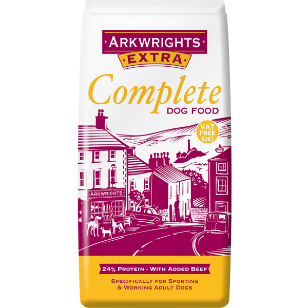 Arkwrights Extra Dog Food
