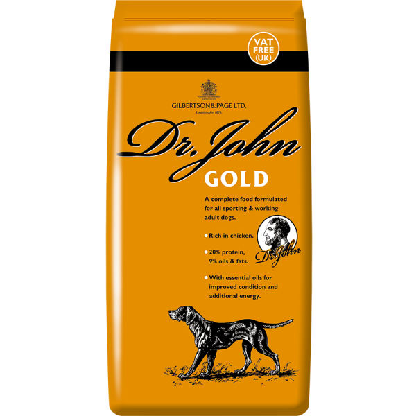 Dr John Gold Dog Food