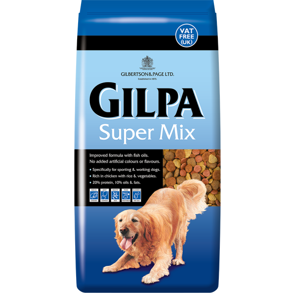 Gilpa Super Mix Dog Food