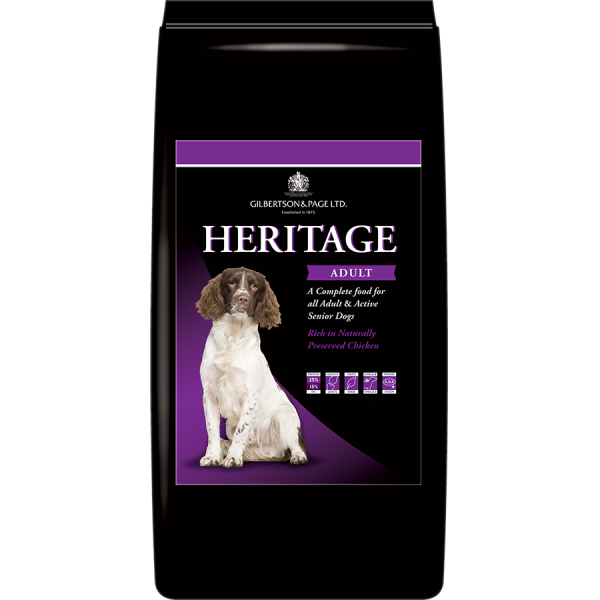 Heritage Adult Dog Food