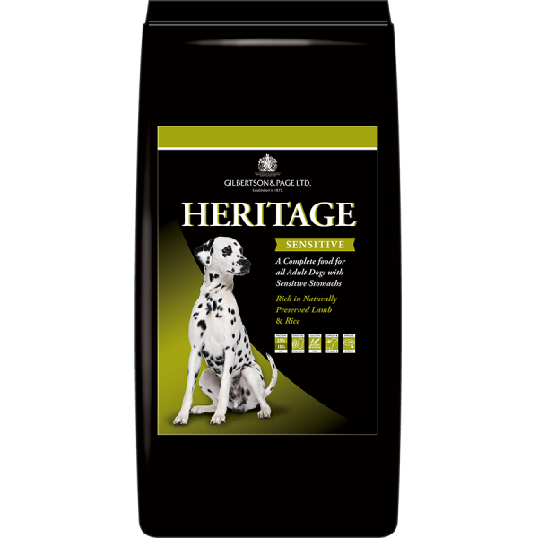 Heritage Sensitive Dog Food