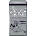 Dr John Titanium Chicken Dog Food Pack Image